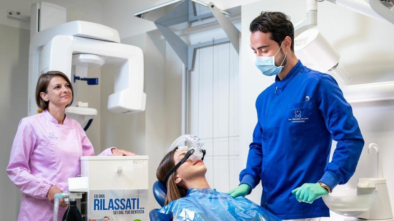 Sedazione cosciente. Soluzioni per la paura del dentista