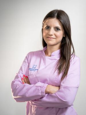 Maria Chiara Galdino - assistente alla poltrona - Studio Odontoiatrico Dott. De Luca Giancarlo - Milazzo